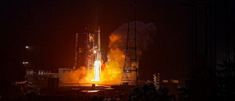 China launches most advanced commercial communication satellite